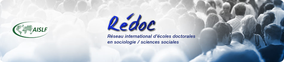 Réseau international d'écoles doctorales en sociologie/sciences sociales